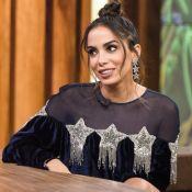 Anitta admite relação amorosa, mas desconversa sobre identidade:'Fala português'