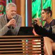 Anitta ainda disse que 'proíbe' o crush de pesquisar seu passado na internet