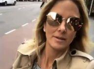 Ticiane Pinheiro festeja aniversário com Cesar Tralli e filha na Holanda:'Amor'