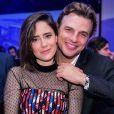 Fernanda Vasconcellos e o ator Cássio Reis estão juntos desde 2013