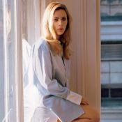 Grávida, Scarlett Johansson posa sexy e diz: 'Não quero ser um objeto de desejo'