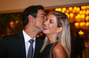 Ticiane Pinheiro ganha declaração do noivo, Cesar Tralli, em aniversário: 'Vida'