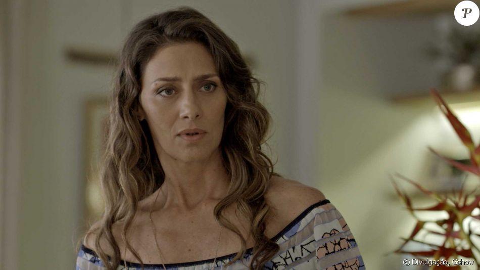 Joyce (Maria Fernanda Cândido) sofre manipulação de Irene (Débora Falabella) e expulsa Eugênio (Dan Stulbach) de casa, a partir de 15 de julho de 2017, na novela 'A Força do Querer'