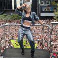 '  Também não estarei lá associada ou promovendo nenhuma marca ou empresa. Apenas apoiando a causa LGBTS que tanto amo e sou grata', adiantou   Anitta