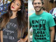Daniele Suzuki assume namoro com ex de Lua Blanco e troca declarações: 'Amando'