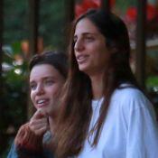 Bruna Linzmeyer lamenta ataque homofóbico por assumir namoro com Priscila Visman