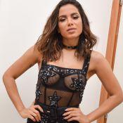 Anitta não define novo affair como namorado: 'Precisa de pedido'