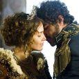 Leopoldina (Letícia Colin) e Dom Pedro (Caio Castro) são casados, mas sua relação tem altos e baixos, na novela 'Novo Mundo'