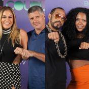 'Power Couple': mulheres de Fabio e Thaíde, Regiane e Ana trocam xingamentos