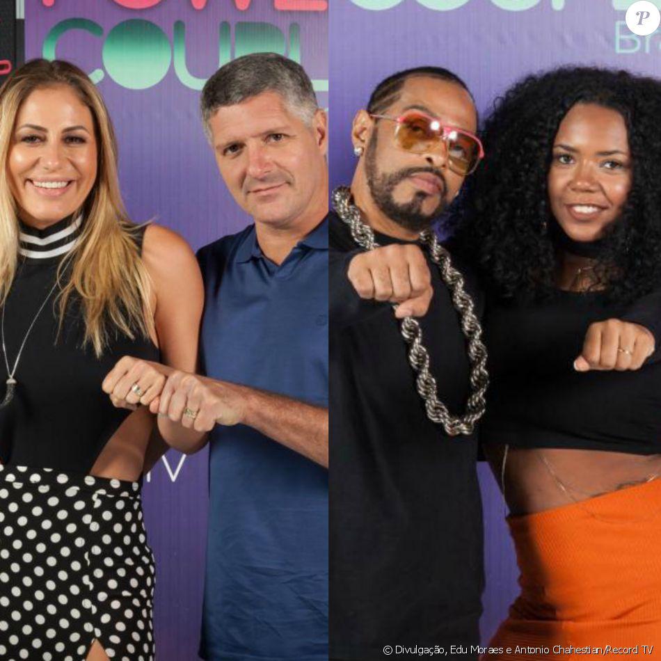 'Power Couple': mulheres de Fabio e Thaíde, Regiane e Ana trocam xingamentos no episódio desta segunda-feira, dia 19 de junho de 2017