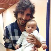 Bebê Ruyzinho, de 'A Força do Querer', ativou paternidade em Fiuk. 'Apaixonado'