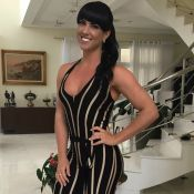 Graciele Lacerda, noiva de Zezé Di Camargo, muda dieta e treinos:'Mais definida'