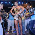 Sabrina Sato terá que se desdobrar entre os ensaios das escolas de samba e a vida de apresentadora e atriz
