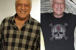Aos 64 anos, Antonio Fagundes emagrece 12kg e aposta em looks estilosos. Fotos