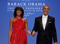 Michelle Obama brilha em baile e se declara a Obama: 'Amor da minha vida'