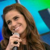 Giovanna Antonelli explica declaração sobre remédio por medo da morte: 'Humor'