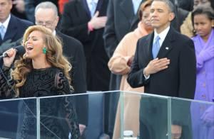 Beyoncé canta com playback e Kelly Clarkson, ao vivo, na posse de Barack Obama