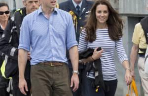 Kate Middleton vence regata contra o marido, Príncipe William, na Nova Zelândia