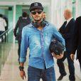 Torcedores revoltados imitaram macacos quando Neymar passou