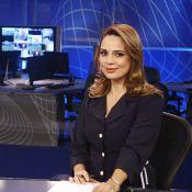 Sem opinar, Rachel Sheherazade mantém salário de R$ 90 mil em jornal do SBT