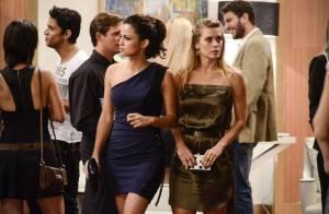 22f7a715b Moda de festa em  Salve Jorge   veja os vestidos usados pelas atrizes na  novela