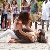 'Guerra dos Sexos': Surra de Lucilene em Carolina (Bianca Bin) anima Twitter