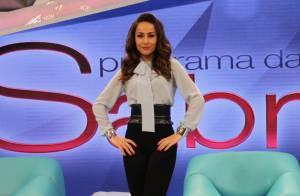 Sabrina Sato sobre estreia na Record: 'Sou como vinho, vou melhorar com o tempo'