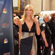 Heidi Klum participa de evento do 'America's Got Talent'