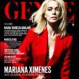 Em março deste ano, Mariana Ximenes foi capa da revista 'Isto é Gente'