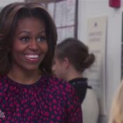 Michelle Obama faz participação e fecha temporada de 'Parks and Recreation'