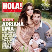 Adriana Lima e Marko Jaric terminam casamento de cinco anos: 'Momento delicado'