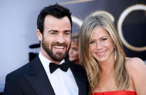 Noivo de Jennifer Aniston pede para a atriz parar de beber: 'Vinho toda a noite'