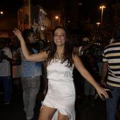 Fantasia da atriz Suzana Pires, destaque da Vila Isabel, custa R$ 25 mil