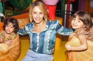 Bianca Rinaldi sobre o nascimento das filhas no Dia das Mães: 'Magnífico'