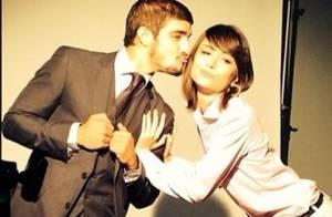 Caio Castro e Maria Casadevall posam juntos para grife de roupas