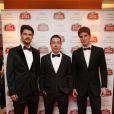 Felipe Solari, Di Ferrero e Jonatas Faro prestigiaram o Festival de Cannes 2013