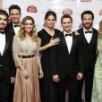 Caio Castro, Otaviano Costa, Flávia Alessandra, Fernanda Motta, Murilo Rosa, Rodrigo Santoro e Júlia Faria prestigiaram o Festival de Cannes 2012