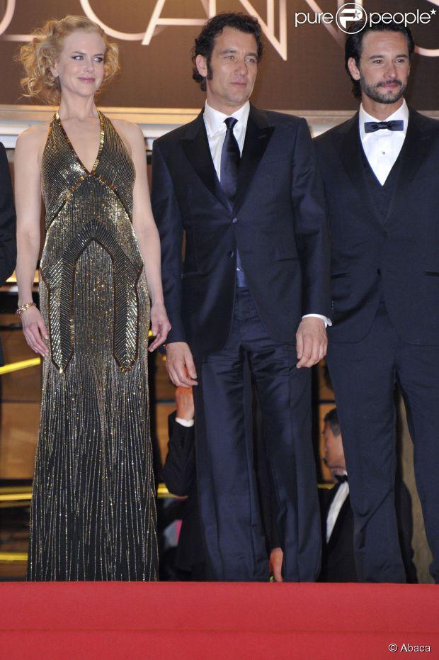 Grazi Massafera e Cauã Reymond passaram pelo tapete vermelho do Festival de Cannes em 2009. O ator foi com elenco do filme 'À Deriva'
