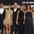 Nathalia Zemel, Cauâ Reymond, Josefina Schiler, Debora Bloch, Heitor Dhalia, Laura Neiva e Vincent Cassel prestigiam o Festival de Cannes 2009