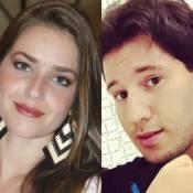 Monique Alfradique vive romance com o empresário Gabriel Sala
