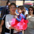 Grazi Massafera é uma mãe muito presente na vida de Sofia e não desgruda da pequena. Olha que bailarina mais fofa