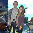 Sandy é casada com o músico Lucas Lima há cinco anos. Eles subiram ao altar no dia 12 de setembro de 2008