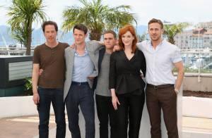 Ryan Gosling divulga o filme 'Lost River' no Festival de Cannes 2014