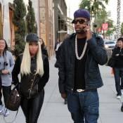 Nicki Minaj teria sido traída pelo namorado, Safaree Samuels, com ex-atriz pornô