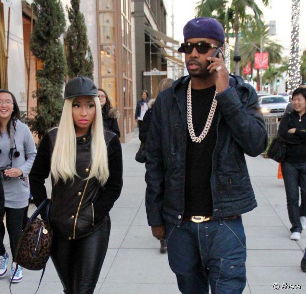Nicki Minaj teria sido traída pelo namorado de longa data, Safaree Samuels, segundo a revista 'Star', que chega às bancas nesta quinta-feira, 31 de janeiro de 2013
