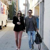 Sharon Stone e Martin Mica passeiam juntinhos, apesar dos rumores de separação