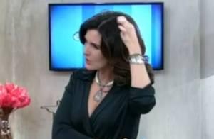 Fátima Bernardes revela que vai clarear o cabelo: 'Fazer uns fios mais loiros'