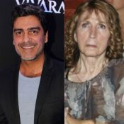 Junno Andrade canta para dona Alda e Xuxa elogia:'Você é música em nossas vidas'