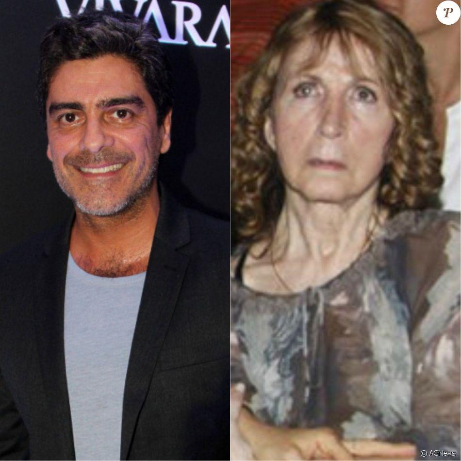Junno Andrade cantou para mãe de Xuxa, dona Alda, e ganhou elogio da apresentadora: 'Você é música em nossas vidas'