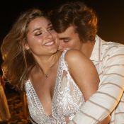 Em NY, Bruno Montaleone lembra beijo em Sasha em viagem: 'Resumito de Paris'